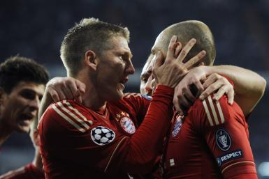 Watch highlights of Real Madrid Vs. Bayern Munich in the Champions League semi-final, second-leg.