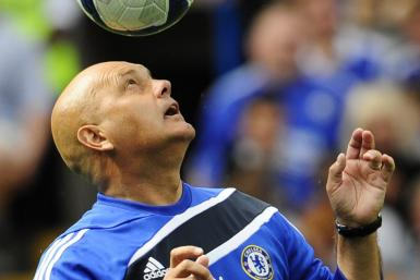 Soccer Star Ray Wilkins