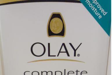 Procter & Gamble product Olay lotion