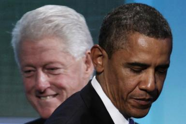 "Bill Clinton Wanted Hillary to Run Against ""Incompetent"" Obama: Book"
