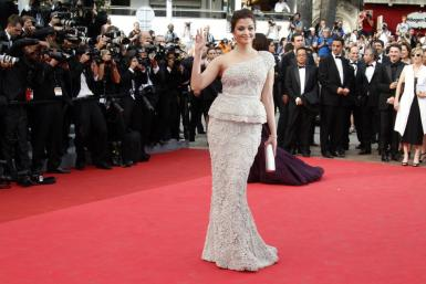 Aishwarya Rai's Cannes Film Festival Red Carpet Looks