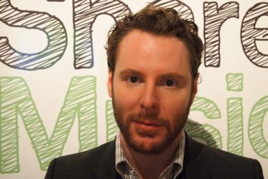 Sean Parker Presents Airtime