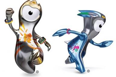 Wenlock And Mandeville: All About The Mascots Of The 2012 London Olympics