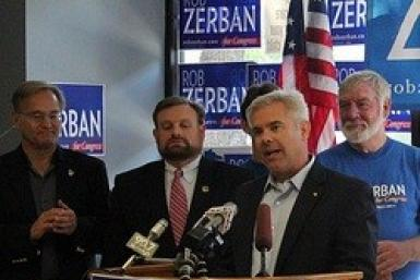 Rob Zerban: Is He Obama's Key To Defeating Paul Ryan and Mitt Romney In November?
