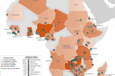 Chinese Investments in Africa Since 2010
