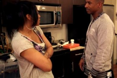 Mimi and Stevie J