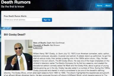 Death Rumors