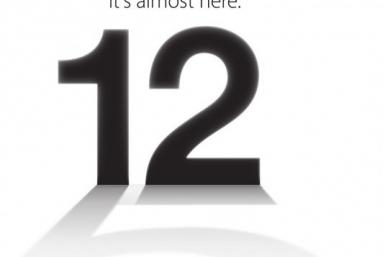 Apple Expected to Launch New iPods with iPhone 5 at 12 September Event