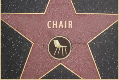Walk of Fame Chair Meme