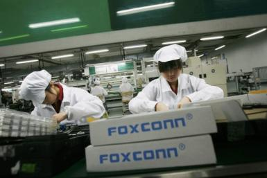 foxconn employees