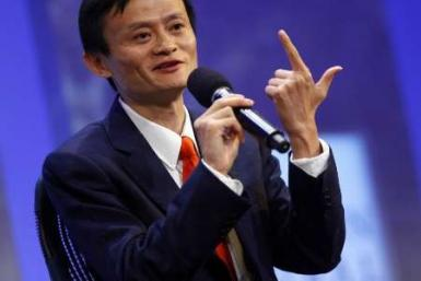 Jack Ma, Chairman and CEO of Alibaba Group