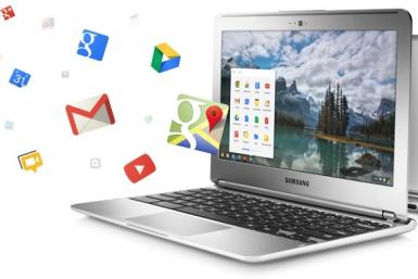 New Chromebook