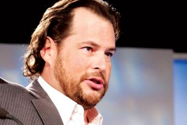 "Salesforce CEO Marc Benioff Says Windows 8 Is ""The End Of Windows"""
