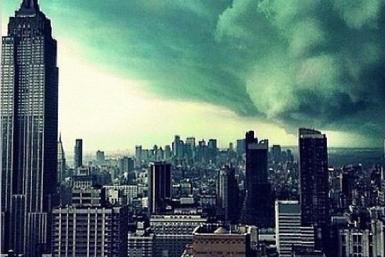 Hurricane Sandy In NYC