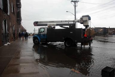 Hurricane Sandy: From the Streets of New York
