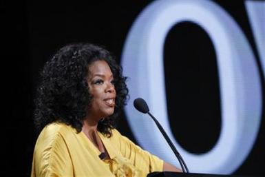Look Who's Endorsing Surface Tablet, Oprah Winfrey!
