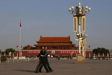 China's Tiananmen Square