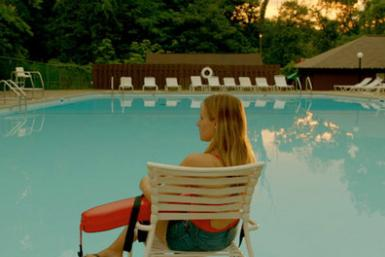 Kristen Bell In 'The Lifeguard'