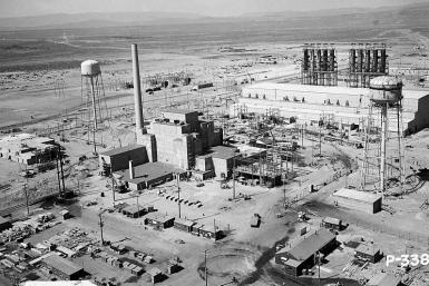 Hanford B Reactor