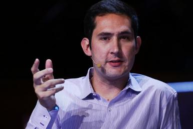 Instagram co-founder Kevin Systrom
