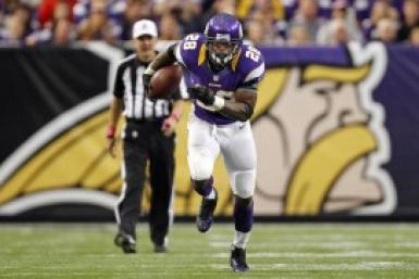Can Adrian Peterson Break the NFL Single-Season Rushing Record?