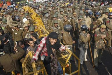 New Delhi Protests