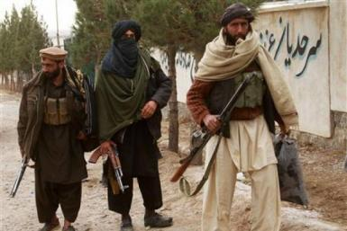 Pak Frees Eight Taliban Prisoners