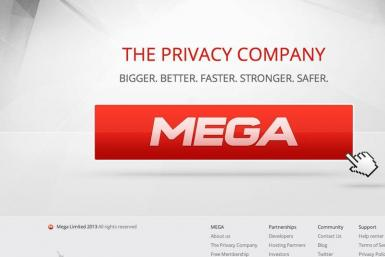 Kim Dotcom's New Cloud Storage Service 'Mega' Reaches 1 Million Users A Day After Launch