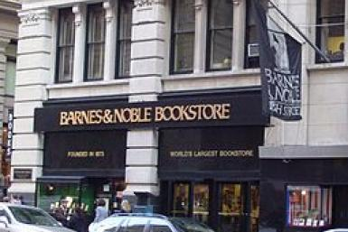 Barnes & Noble On Fifth Avenue