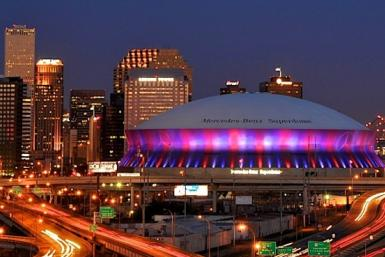Mercedes-Benz Superdome