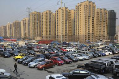 China real estate_car market