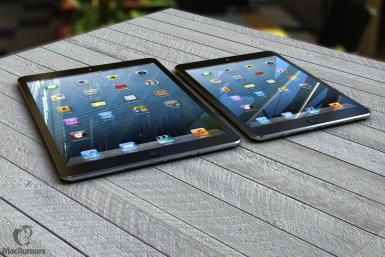 Apple iPad 5 April Release Date Rumors Challenged: New Report Says Volume Production To Begin In July-August