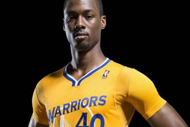 Warriors New Uniforms