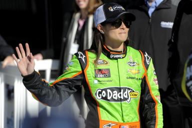 Danica Patrick-Daytona International Speedway-Feb. 17, 2013