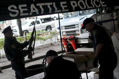 Seattle Gun Buyback Jan 2013 3