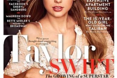Vanity Fair Taylor Swift