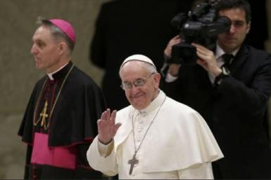 RCC Pope Francis-March 16, 2013B