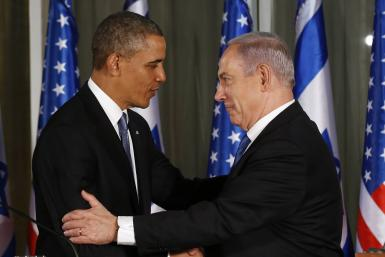 Obama Israel handshake 20March2013