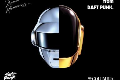 "Daft Punk's ""Random Access Memories"""