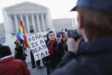 Supreme Court DOMA 29March2013