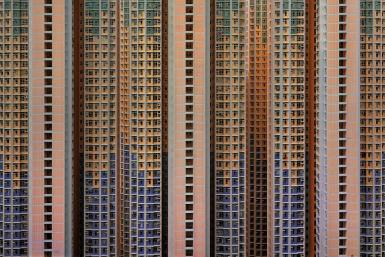 Hong Kong high rises