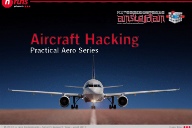 Airplane Hacking