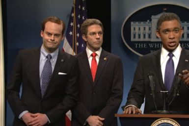 'SNL' Gun-Control Sketch, April 13, 2013