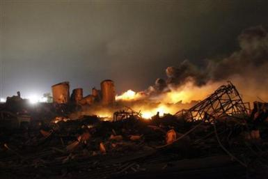Fertilizer Plant In West, Texas