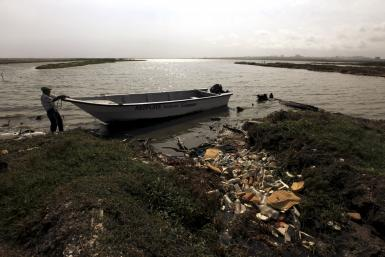 4 fishermen missing in Texas