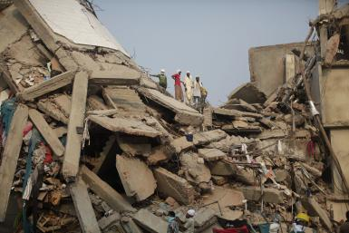 Bangladesh Factory Collapse