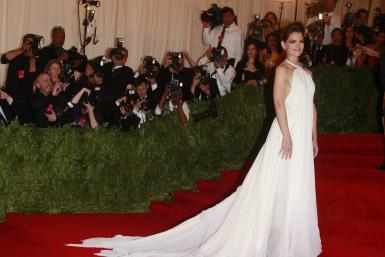 Katie Holmes at the 2013 Met Gala