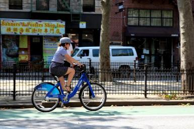 NYC Bike Share Program