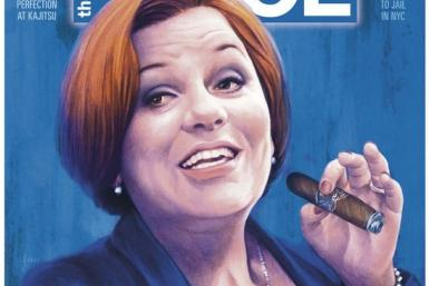 Village Voice Christine Quinn