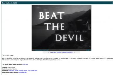 Beat The Devil-Screenshot